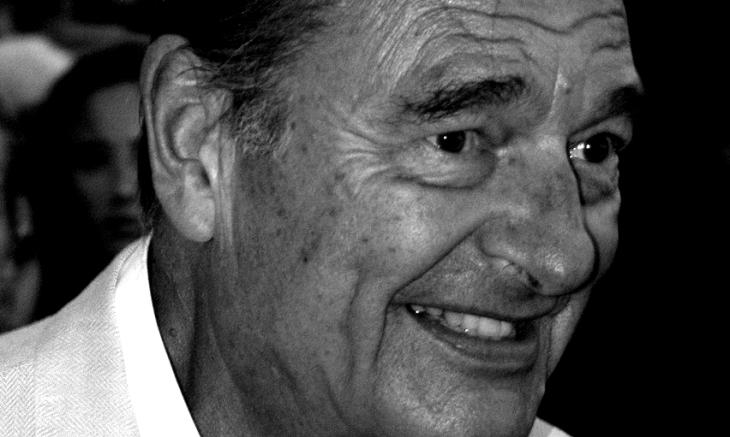 Jacques Chirac nécro